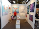 International contemporary art fair ART3F Lyon 2019