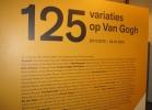 """""""125 Variations on Van Gogh"""" - Breda's Museum"""