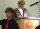 """Consonancias-Disonancias"" - Dr. Renate Sterzel, Councillor of the City of Frankfurt"