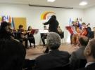 """Consonancias-Disonancias"" - musical accompaniment by the ensemble D'Argent headed by Emilio Vicente Argento"