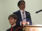 """Consonancias-Disonancias"" - Dr. Martin Bickl, Head of the International Office at the Goethe University"