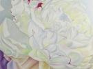 Bright Future (120 x 160 cm) Oil & sand on canvas