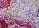 """""""Caricias"""" (60 x 80 cm) Oil & Sand on Wood"""