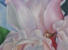 Empathy  (60 x 80 cm) Oil & Sand on Canvas
