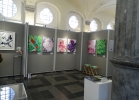 International GLOBAL ART Exhibition - Bruges, Belgium