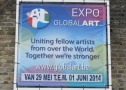 Nieuwpoort City Hall, Belgium - Global Art Expo 2014