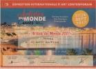 Artistes du Monde - Cannes 2017