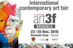 ART3F Bruselas, BélgicaART3F Brussels, BelgiumART3F BrusselART3F BruxellesART3F BrüsselART3F比利时布鲁塞尔