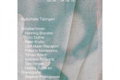 """""""MEMORIA"""", Centro Cultural de Tubinga - Alemania """"MEMORIA"""", Tübingen Cultural Center - Germany """"MEMORIA"""", Cultureel Centrum Tübingen - Duitsland""""MEMORIA"""", Centre culturel de Tübingen - Allemagne""""MEMORIA"""", Kulturhalle Tübingen - Deutschland""""MEMORIA"""",蒂賓根文化中心 - 德國"""