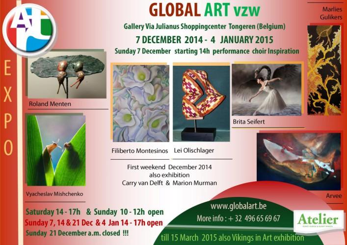 Global Art Expo December 2014